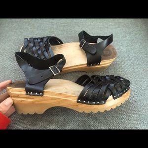 Swedish Clog Sandals by Troentorp